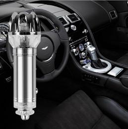 Wholesale Auto Air Purifier Oxygen Bar Lonizer Car Interior Decoration Car Air Freshener Remove Smoke and Clean Air Car Anion Air Purifier