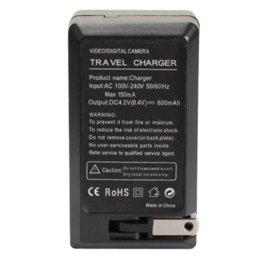 Wholesale FW1S alta calidad cargador de batería LP E8 para Canon EOS D D Rebel T2i T3i beso X4 X5 envío gratuito
