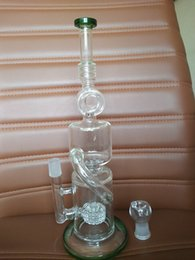 Wholesale Affordable Quality glass water pipe thick wall borosilicate mm male joint nice packed glass bong in stock