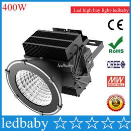 400W LED Industrial Lighting LED High Bay Light High Lumen For Warehouse Store Rooms Aisles Light