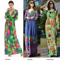Sexy Women Summer Long Sleeve Maxi Evening Party Tunic Dress Beach Long Dresses