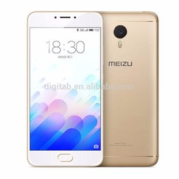 Wholesale Smartphone inch Meizu Note D acr Octa Core Android CPU MTK Helio P10 RAM2GB ROM16GB mAh Screen1920 MP13 G networ