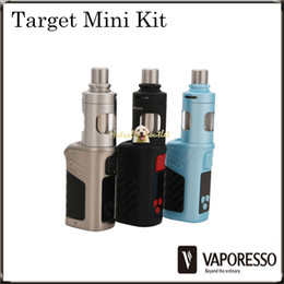 Wholesale Vaporesso Target Mini w Kit with Dual Child Locking Mechanism Unique Leak Resistant Structure with CCELL Ceramic Coil Original