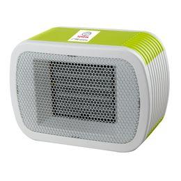 Wholesale MinF01 PTC Ceramic Space Heater Electric V W Warm Winter Mini desktop Fan Heater Forced Home Applicance with EU plug