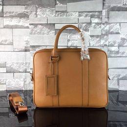 Sac d'affaires à vendre-Nouveau arrivé 100% cuir BRIEFCASE sacs à main d'homme d'affaires de concepteur célèbres pour le mâle 641