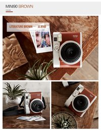 Best neo classical Mini 90 camera film the Instant Camera mini 90 Polaroid Instant Camera mini 90 instax DHL free shipping