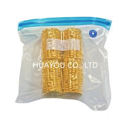 Wholesale PE Vacuum Storage bags food vacuum pump for best helper to keep food fresh of household appliances