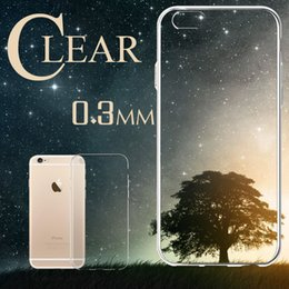 Wholesale Ultra Thin Clear TPU Case Slim Soft Silicone Transparent Cover Skin For iPhone Plus S SE S Samsung Note S7 S6 Edge J7 MOQ