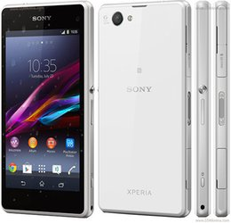 Wholesale Original Z1 Compact Sony Xperia Z1 Mini M51w D5503 GB RAM GB ROM MP Android Refurbished Cell Phone