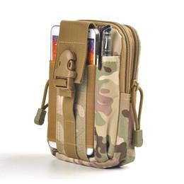 Wholesale Luggage Bags Waist Packs D30 Tactical Molle Waist Bags Waterproof Men Outdoor Sport Casual Waist Pack nylon Work Waist Bag Army Military