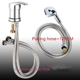 Hair salon shampoo finish single handle basin bed supporting bathroom products sink faucet mixer hair-wash-basin Hot Sale