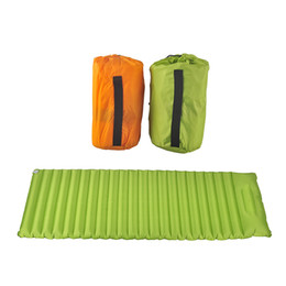 Wholesale NH Innovative Soft Sleeping Pad Fast Filling Air Bag Super Light Inflatable Portable Mattress Rescue Life Cusion cm