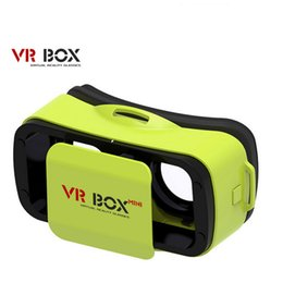VR Box ii iii VR Glasses 3D virtual reality Goggles Smartphone VR + Bluetooth Handle 1 set gifts