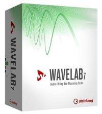 Wholesale Digital audio processing software Steinberg WaveLab LE v7