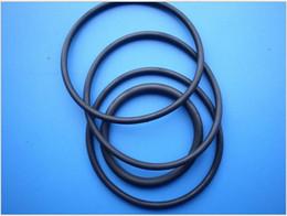 Black NBR70A O-Ring Seals ID123.42,126.59,129.77,132.94,136.12,139.29,142.47,145.64,148.82,151.99mm*C S3.53mm AS568 Standard 100PCS Lot