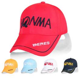 Choix de sports à vendre-Chapeau de chapeau de chapeau de sport de HONMA Beres chaude chaude de haute qualité 5 dans le chapeau de golf de choix Livraison gratuite