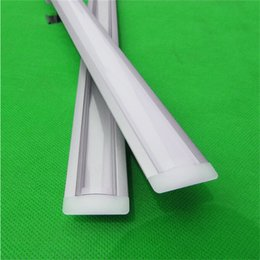 Wholesale 5m X0 m inch mm led aluminium profile for led strip embedded ceiling installed led bar light with strip for indoor use