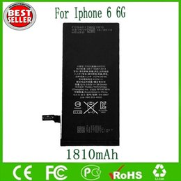 Wholesale Best Quality AAA Lithium polymer Mobile Battery For Apple Iphone G mAh V One Year Warranty
