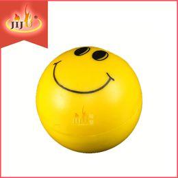 Wholesale Top Selling circular plastic tobacco grinder mm plastic herb grind Best Price yellow Mull Grinder Smoke