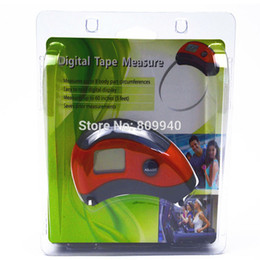 Wholesale-Hot sale Digital health Measuring Tape Accurately Measures 8 Body Part Easy Read tool