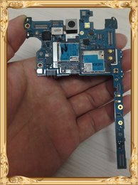 Wholesale International language Good quality Original Motherboard For Samsung Note n7100