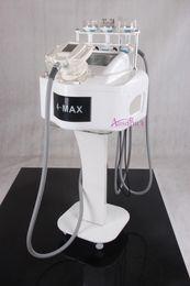 EU tax free 40K RF vacuum blue light head ultrasonic liposuction Cavitation RF Multipolar Radio Frequency BIO lifting slimming Machine