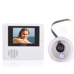 "2.8"" Inch LCD Monitor Digital Door Peephole Viewer Doorbell Home Security Camera"