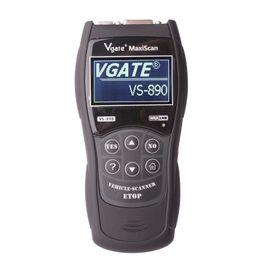 MaxiScan VS890 OBD2 Code Reader Universal VGATE VS890 OBD2 Scanner Multi-language Car Diagnostic Tool Vgate LCD Display Reset Engine