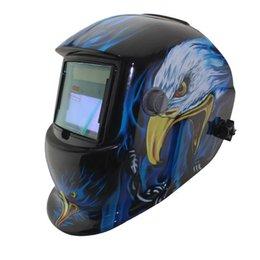 Wholesale Automatic Darkening solar Welding Helmets Mask welder cap welder goggles welding glasses for Mig Tig Arc welding equipment