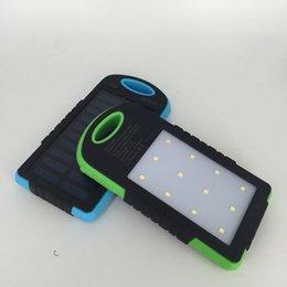 Скидка единая панель Портативный Солнечное зарядное устройство POWERBANK Box 8000mAh Универсальный USB Single Bateria Externa панель солнечных батарей 5V Батарея резервного копирования для мобильного телефона