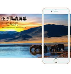 Protection téléphone cellulaire à vendre-Pour bord S6 l'écran de téléphone portable de Samsung Galaxy Film Tempered Glass Plus Couverture de protection d'écran incurvé pour l'iPhone 4 5 5s 6 plus 6S DHL