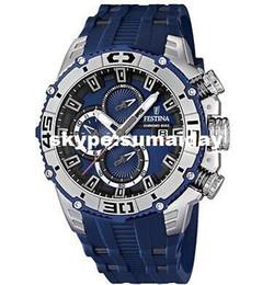 F16601 1 Blue Rubber Strap Blue Dial Chronograph Analogue Men's Watch smartwatch electron watch