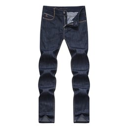 Wholesale jeans Angelo Galasso mens fashion jean new model nice shopping style solid color fabric fine gentleman