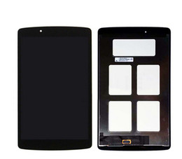 Wholesale 8 quot FOR LG Pad V480 lcd display touch screen digitizer replacement repair panel