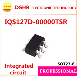 Wholesale smd IQS127D TSR IQS127D SOT23 IC Single Channel Capacitive Proximity Touch Controller original electronic components