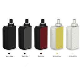 Authentic Joytech Ego Aio Box Kit e cigarette with 2100mah Vape Mod 2ml Vaporizer All-In-One Kit Electronic Cigarette fit BF SS316-0.6ohm