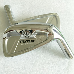 Hot sale New mens Golf Heads RMX CB Inpress Forged Golf Irons Heads 4-9P Irons clubs heads Free shipping