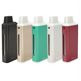 Wholesale Authentic Eleaf iCare Starter Kit Refilled Internal Tank ML Airflow System ohm IC Coils mah Battery with intuitive Color LED