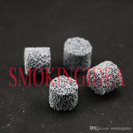 Wholesale SMOKING HEALTH STONE GRAY COLOR SCREEN DIA ABOUT MM THICK MM OIL SET OR PUT INTO GLASS BOWL Health stone