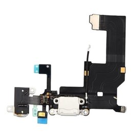 Wholesale New AAA Quality For iPhone G Headphone Audio Charger Charging Data USB Dock Port Flex Cable
