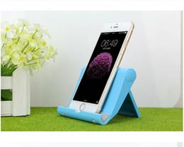 Wholesale Manufacturer for phone holder the mini cellphone standing support the universal stent foldable holders for pad and phone
