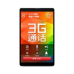 Wholesale Teclast P80 G inch Phablet Android Intel X3 C3230 bit Quad Core GB RAM GB ROM WXGA IPS Screen GPS Bluetooth