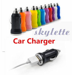 A+ Micro Auto Universal USB Car Charger For IPhone 6s Plus Samsung Galaxy S7 S6 Iphone 6 Plus 1A Adapter Short Circuit Protection