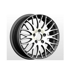 Wholesale Alloy Wheel Tires for Car Wheel for Toyota VW Benz BMW Quick Delivery Car Steel Wheels for Inch Auto001
