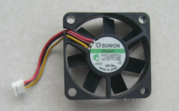 Wholesale SUNON KDE1245PFV1 mmx45mmx10mm Square Fan DC V W pin Connector