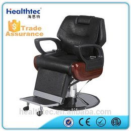 Wholesale 2016 Mordern High class Durable leather Barber chair for hair salon equipment height adjustable and colour is optional
