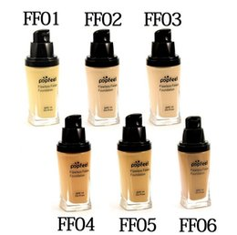 Popfeel Liquid Concealer Foundation Flawless Foundation 2016 New Arrivals Cosmetics Makeup Foundation VS NYX Foundation High Quality