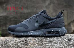 Wholesale Max Tavas Camouflage men Running Shoes original all black max thea Print Sport Shoe athletic shoe size