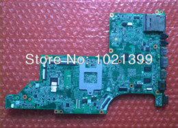 Wholesale 605498 Laptop motherboard for hp DV7T AMD Non Integrated PM fully tested days warranty