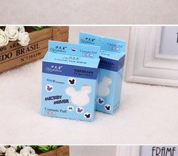 Wholesale Hit cotton to wipe the face cut soft cotton cosmetic beauty make up cotton mask skin care for nail art skills